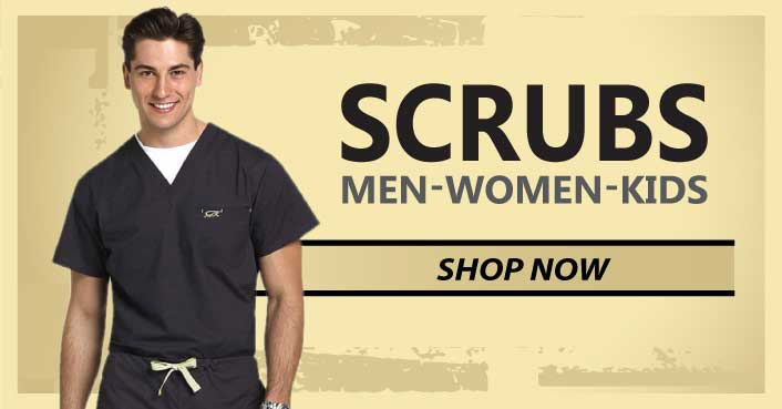 Get your Scrubs here.