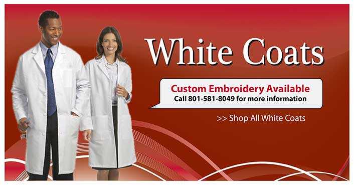 Get your White Coats here.
