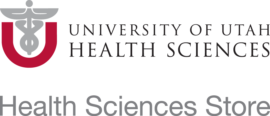 Logo for the University of Utah Health Sciences Store